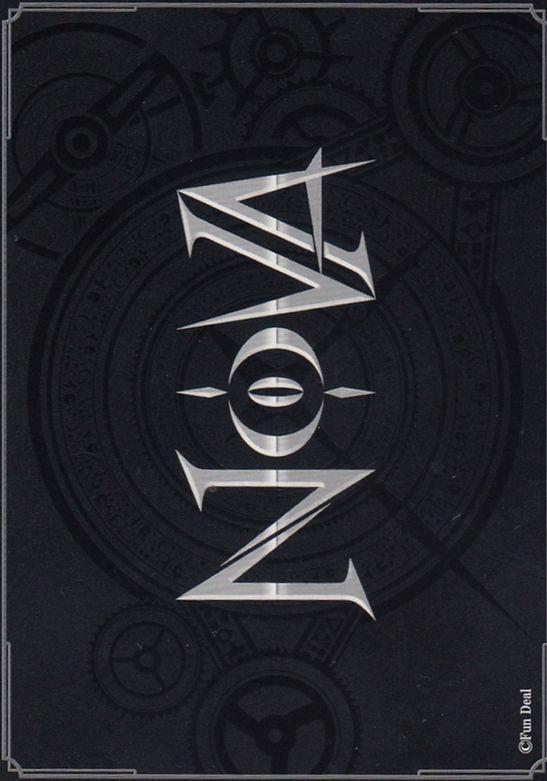 ファンディールTCG[ NOVA ]のカード裏面画像