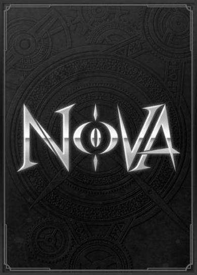 ファンディールTCG[ NOVA ]のカード裏面画像(通常カード)