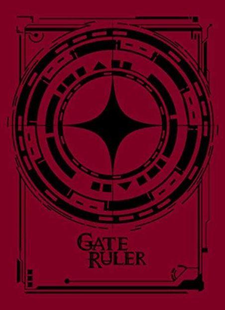 ゲートルーラーのカード裏面画像